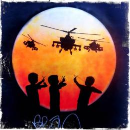 helicoptersslingshots