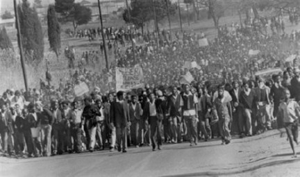 1976 Soweto student riots