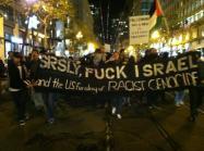 bay intifada fuck israel