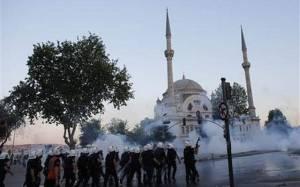 bay intifada turkey masjid pigs