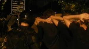 Thessaloniki Arrests