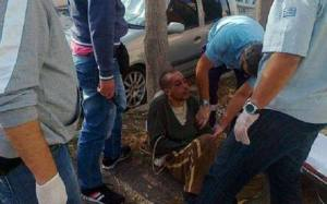 Man tied to tree for two days by employer