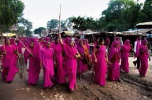 Gulabi Gang (image from Gulf News)