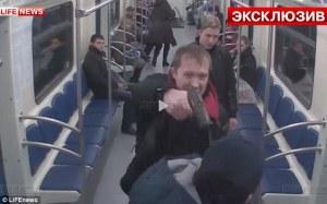 muslim shot russia