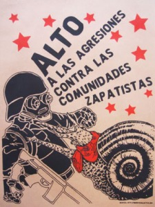 attack on EZLN