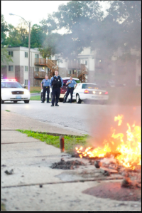 Photo from We Copwatch