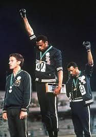 1968 Olympics Power Salute
