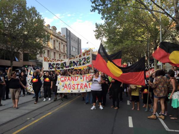 Australia Brisbane rally 3