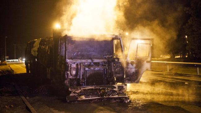 Chile Mapuche arson May 2015 1