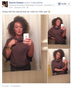 Then again, maybe not. We're having 1970s white people bad perm flashbacks over here!